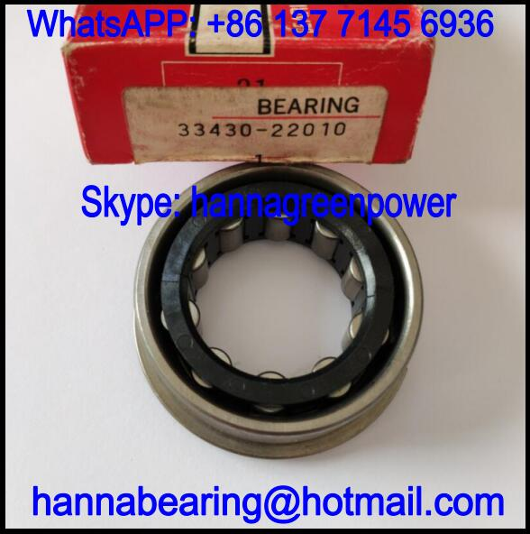 33430-22010 Automobile Bearing / Cylindrical Roller Bearing
