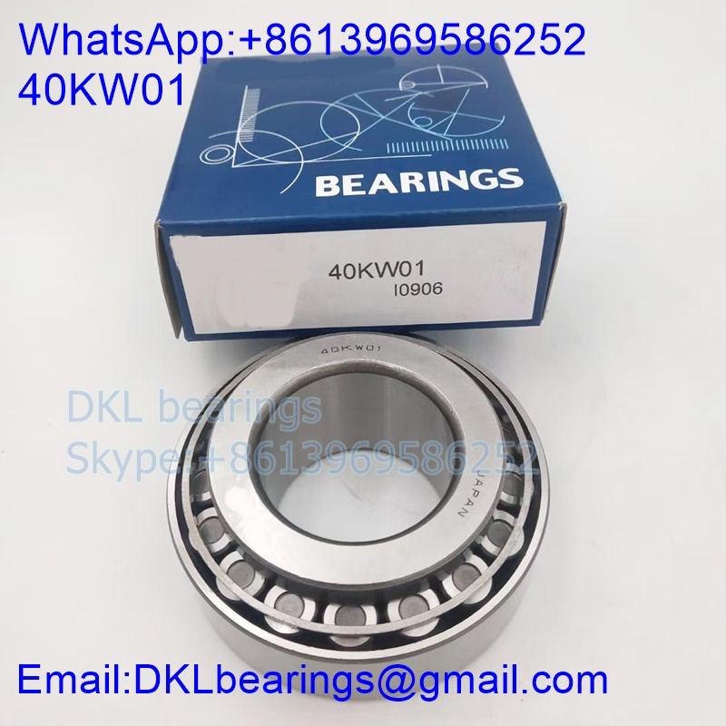 40KW01 bearing size 40x80x34 mm