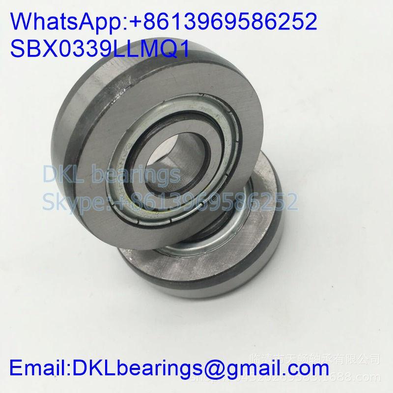 SBX0339LLMQ1 Deep Groove Ball Bearing size 15.951x50.8x15 mm