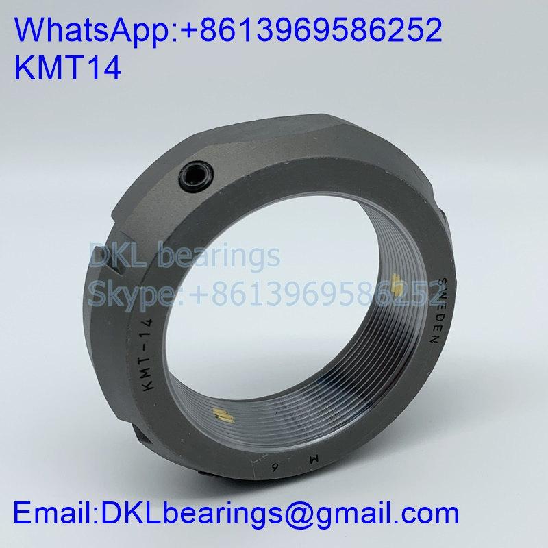 KMT14 Precision lock nuts 70x92x28 mm