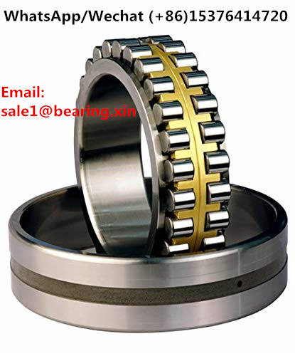 NN3006K double row cylindrical roller bearing 30×55×19mm