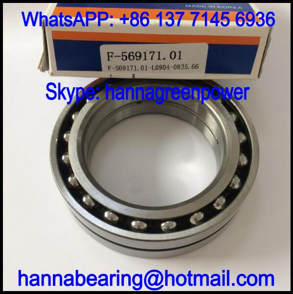 F-569171.01 Automobile Bearing / Angular Contact Ball Bearing