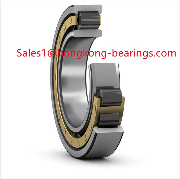 NU1018M/HC5C3 hybrid cylindrical roller bearings 90*140*24mm