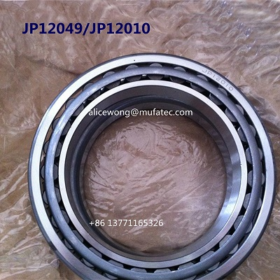 JP12049/JP12010 Inch Taper Roller Bearings for Hook Machine 120x170x27mm