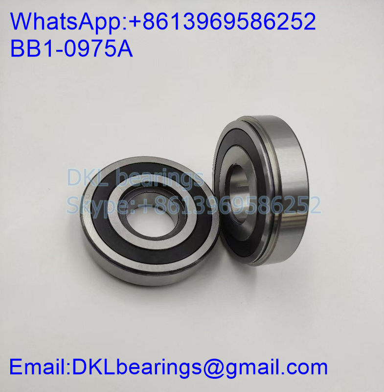 BB1-0975A Deep Groove Ball Bearing size 27x72/68x13.5/18 mm