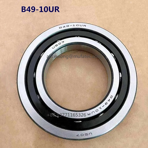 B49-10UR Auto Spare Part Bearings Auto Gearbox Bearings 49x87x14mm