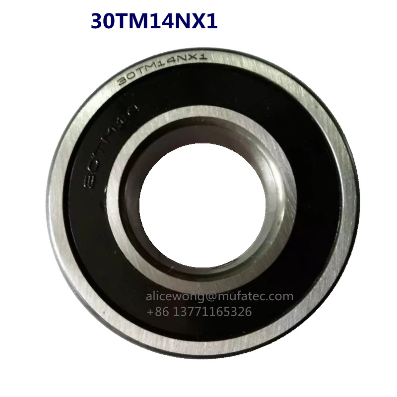 30TM14NX1 Automobile Spare Part Bearings 30x63x17mm