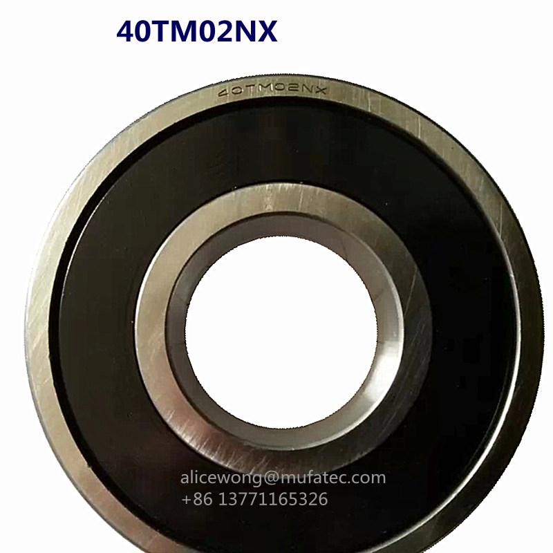 40TM02NX Auto Spare Part Bearings Auto Gear Box Bearings 40x90x25mm