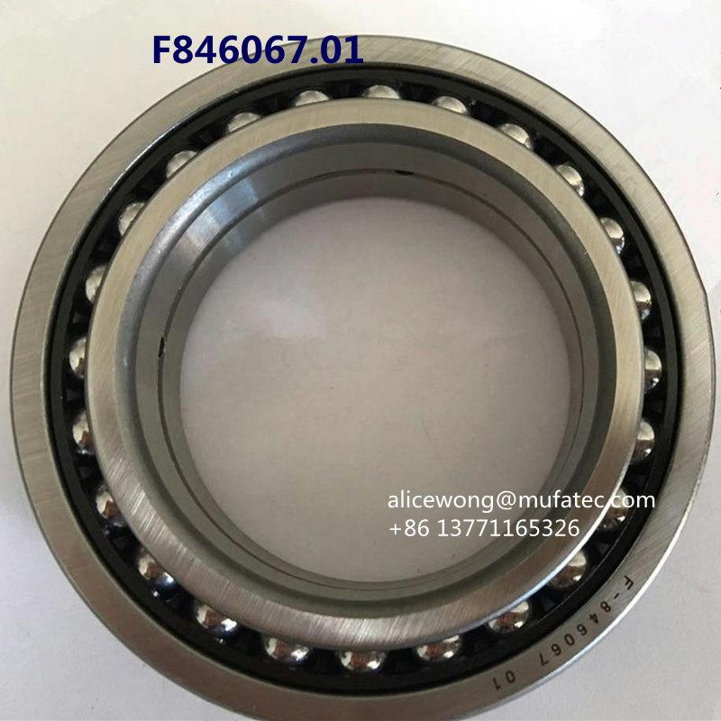 F-846067.01 Auto Bearings Angular Contact Ball Bearings 56x86x25mm