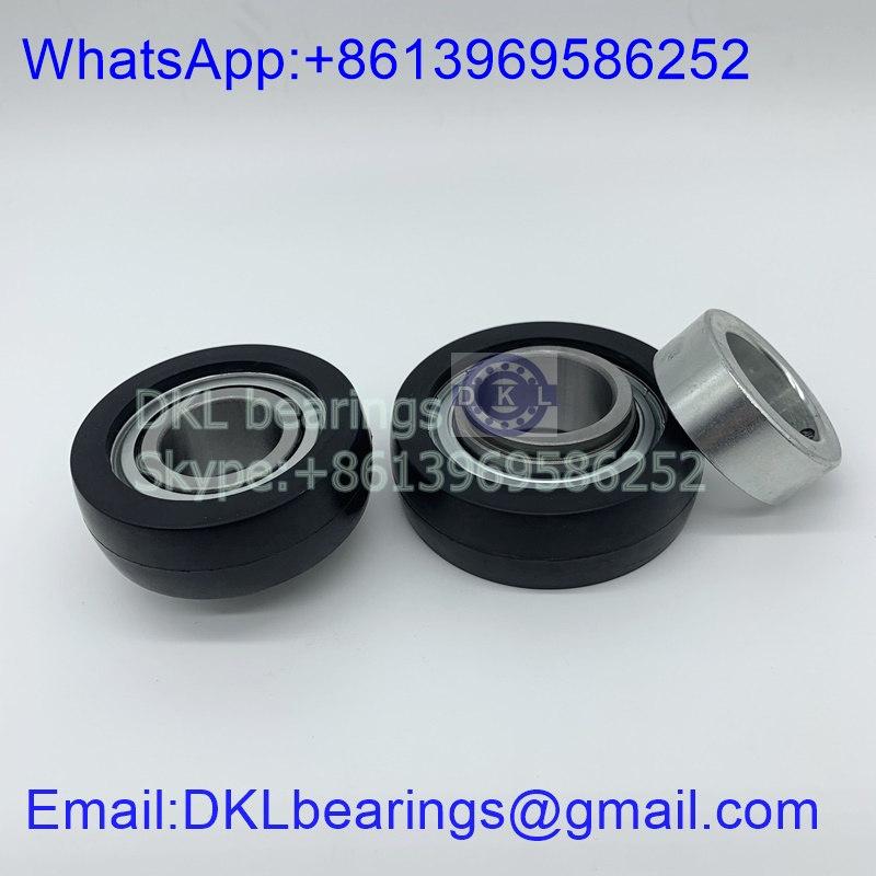 CRB25/83 Radial insert ball bearing (High quality) size 25x83.6x36.2 mm