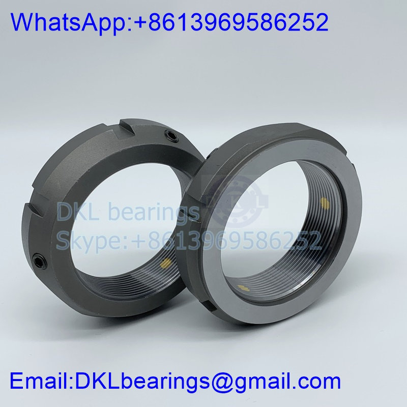 Bearing KMT15 Precision lock nuts (High quality) 75x97x28 mm
