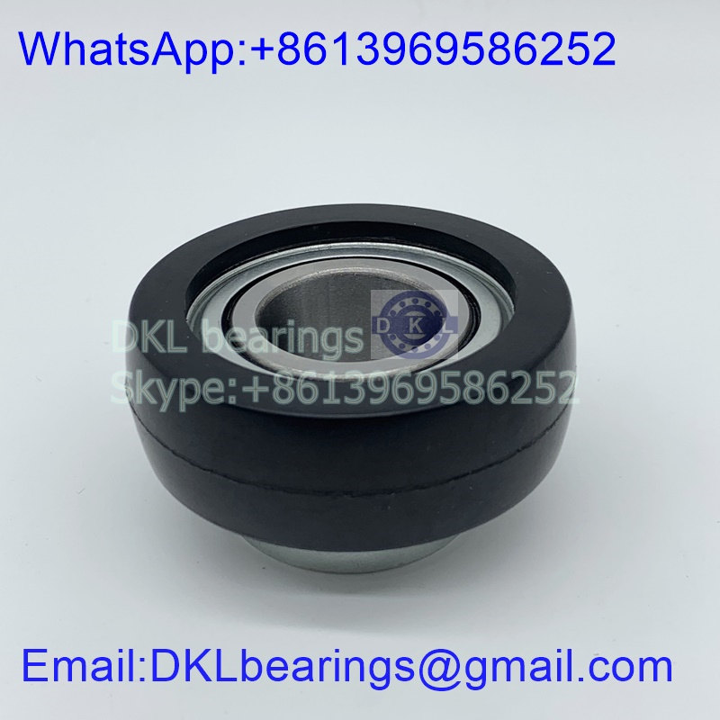 RCSMB17/65-FA106 Radial insert ball bearing (High quality) size 17x65.1x28.6 mm
