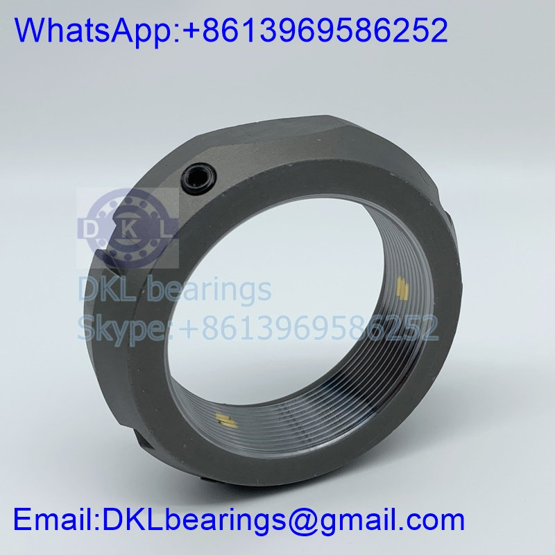 Bearing KMT20 Precision lock nuts (High quality) size 100x125x32 mm