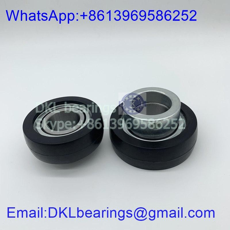 RCRA20/46-FA106 Radial insert ball bearing (High quality) size 20x46x24.5 mm