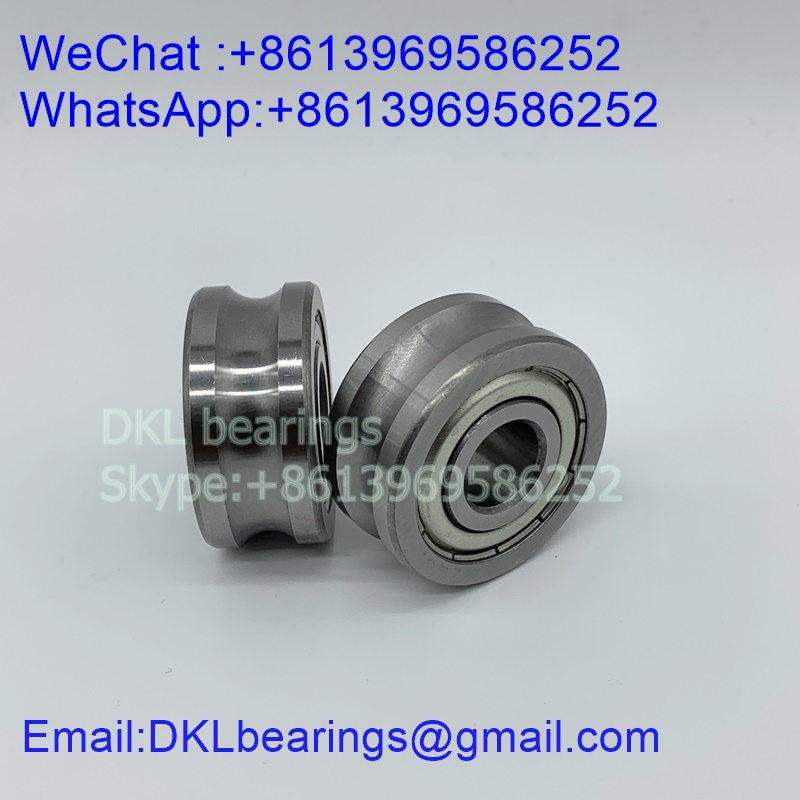 LFR5301-10-2RS-RB TrackRollerBearing (High quality) size 12x42x19 mm