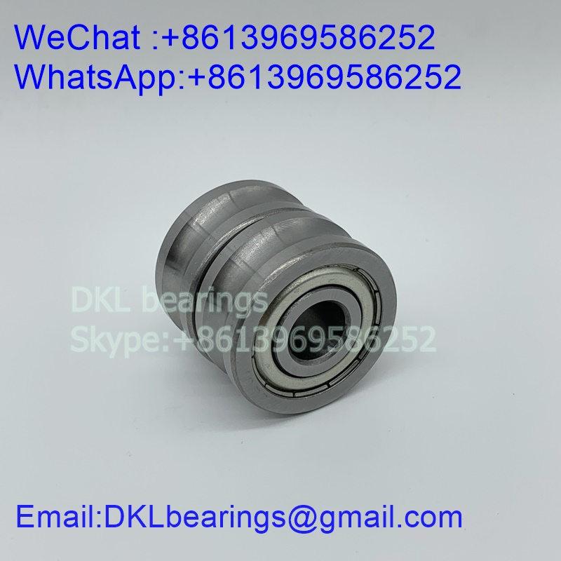 LFR5201-10-2RS-RB TrackRollerBearing (High quality) size 12x35x15.9 mm