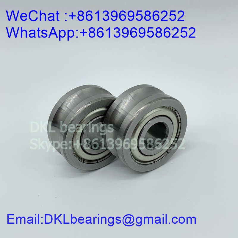 LFR5301-10-2Z TrackRollerBearing (High quality) size 12x42x19 mm