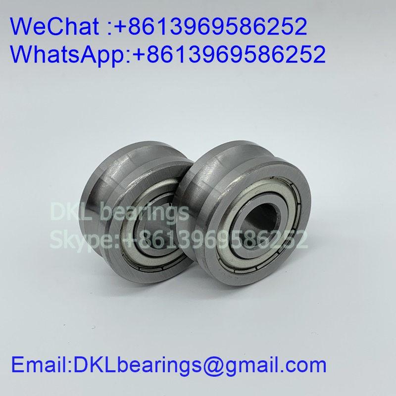 LFR5201-12-2RS TrackRollerBearing (High quality) size 12x35x15.9 mm