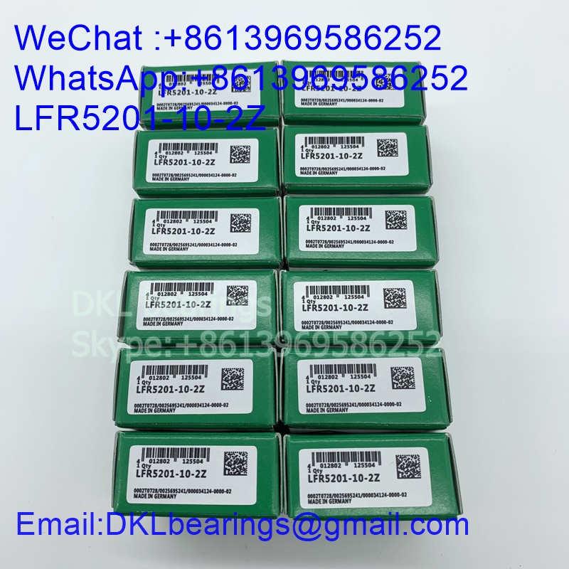 LFR5201-10-2Z TrackRollerBearing (High quality) size 12x35x15.9 mm