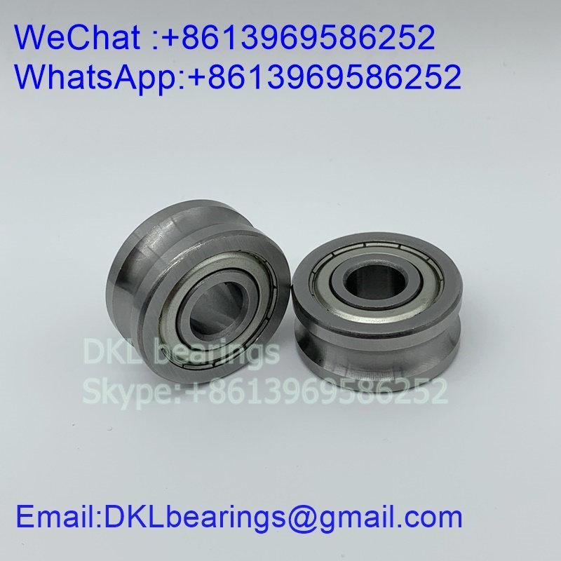 LFR5202-12-2Z TrackRollerBearing (High quality) size 15x45x15.9 mm