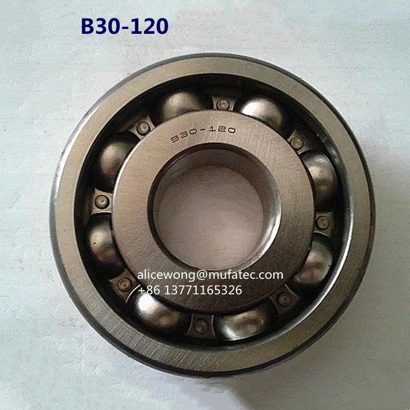 B30-120 Auto Gearbox Bearing for Auto Repair & Auto Maintenance 30x80x21mm