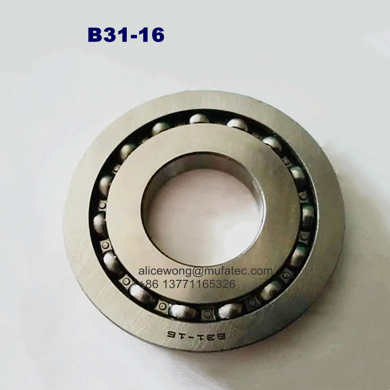 B31-16 Auto Gearbox Bearing for Auto Repair & Auto Maintenance 31x80x16mm