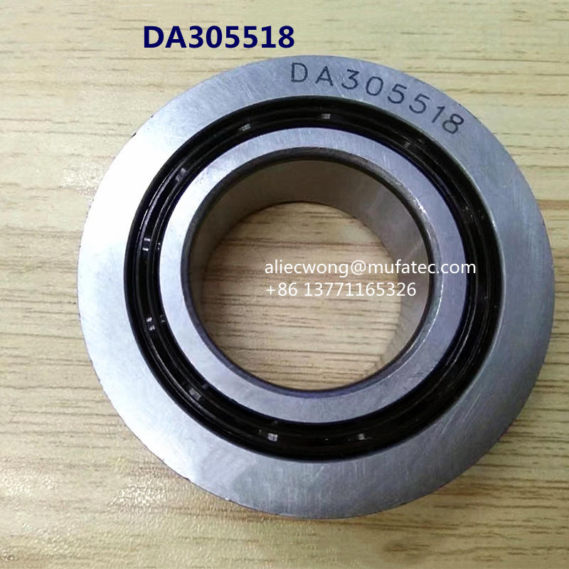 DA305518 Automobile Bearings 17x40x12mm Nylon Cage Ball Bearings