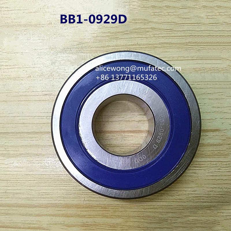 BB1-0929D Automobile Bearings 30x72/80x19/20mm Double Seals Ball Bearings