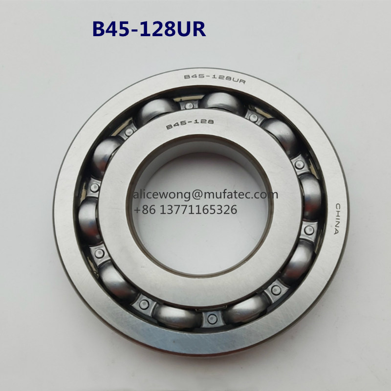 B45-128UR Automobile Gearbox Bearings 45x97x17mm Special Deep Groove Ball Bearing