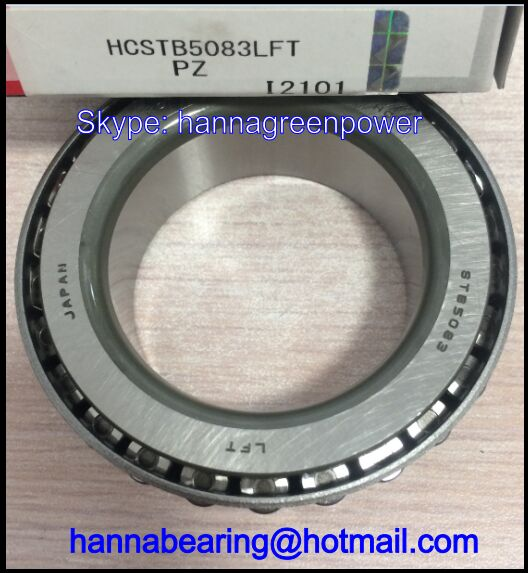 STB5083 LFT Gearbox Bearing / Tapered Roller Bearing 50*83*20mm