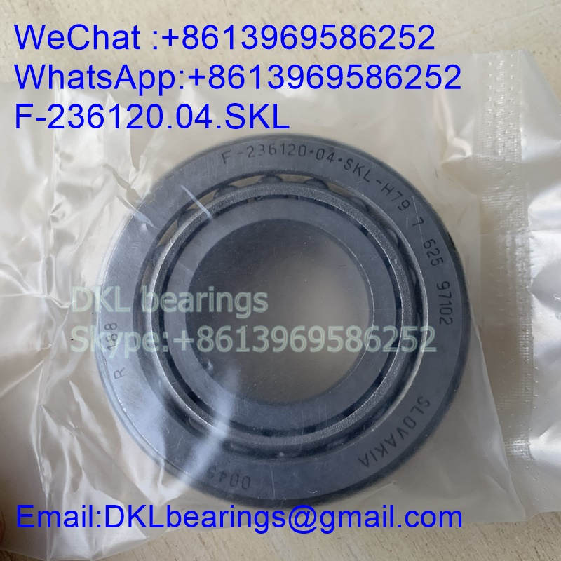 F-236120.04.SKL-H79 Tapered Roller Bearing 30.162x64.292x23 mm