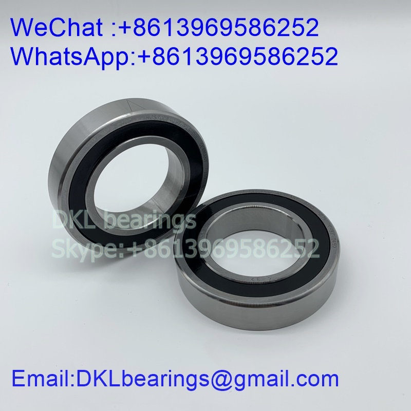 HCS7007-E-T-P4S-DUL Super precision angular contact ball bearing 35x62x28mm