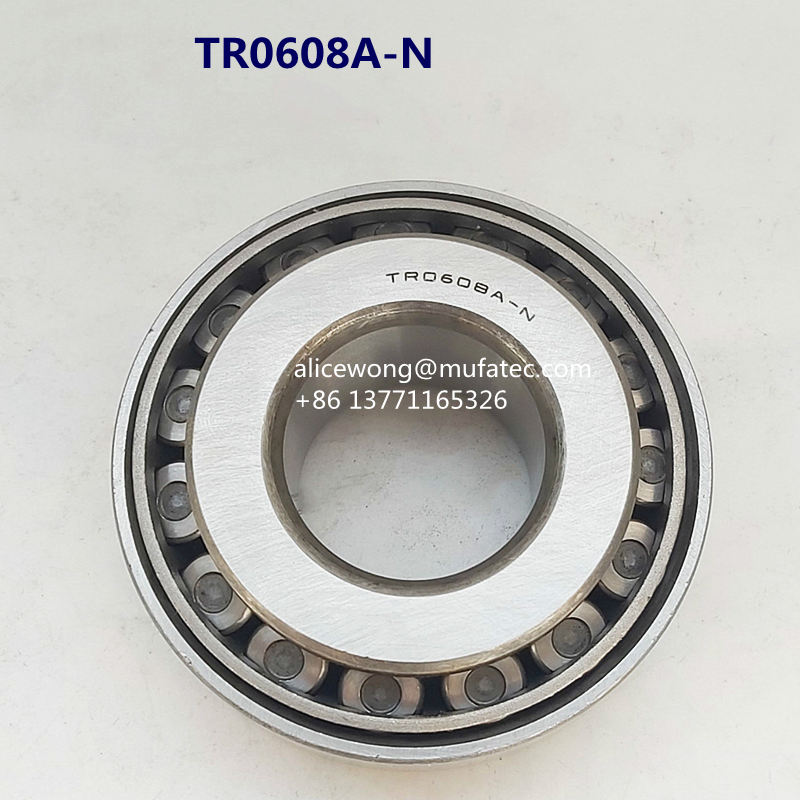 TR0608A-N Auto Bearing Tapered Roller Bearings 32x75x29.75mm