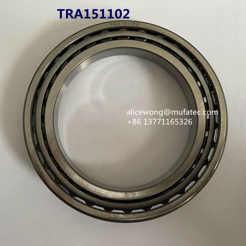 TRA151102 Auto Bearing Tapered Roller Bearing 76x108x12/17mm