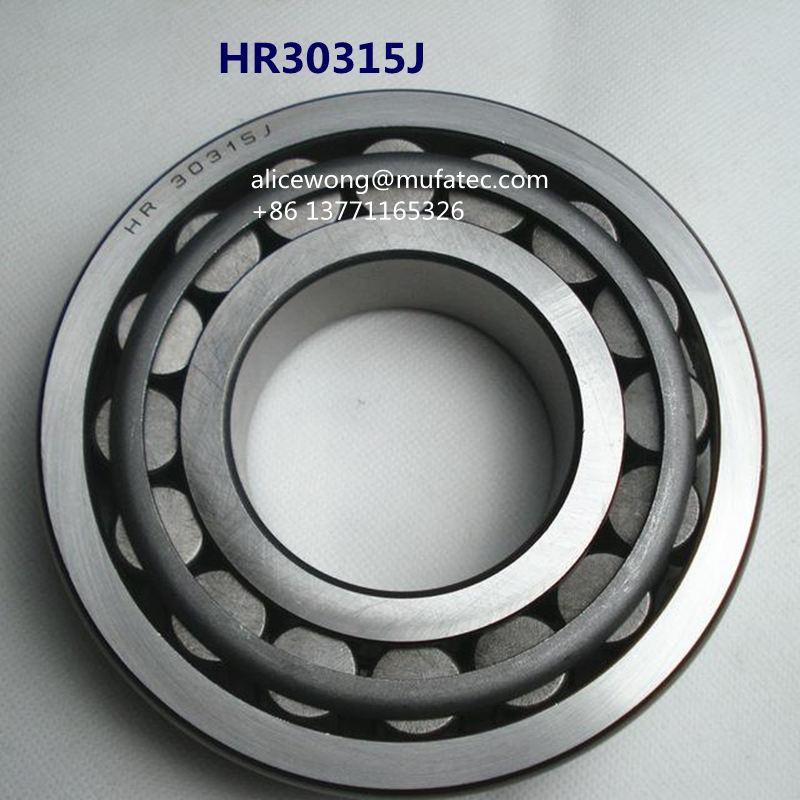 HR30315J Tapered Roller Bearings 75x160x40mm
