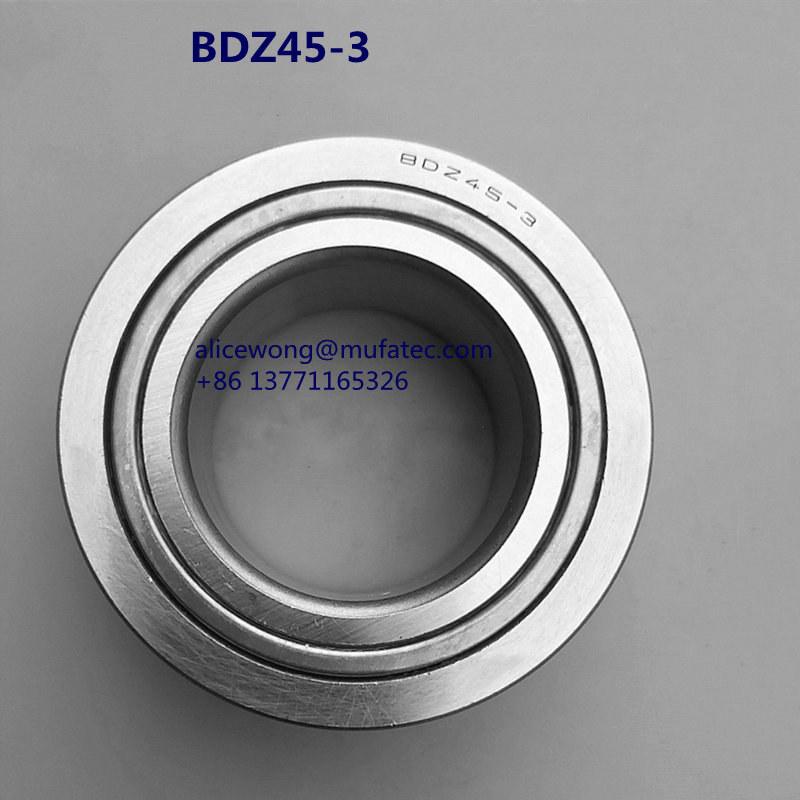 BDZ45-3 Auto Wheel Hub Bearing & Steer Wheel Bearing 45x79x26mm