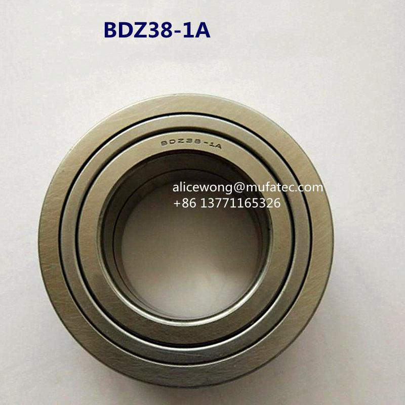 BDZ38-1A Auto Wheel Hub Bearing & Steer Wheel Bearing 38x68x26mm