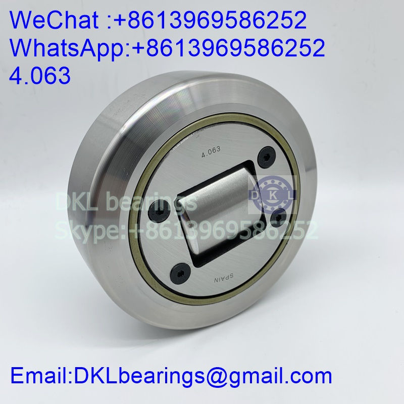 4.063 Combined roller bearing (High quality) size 60x149x78.5 mm