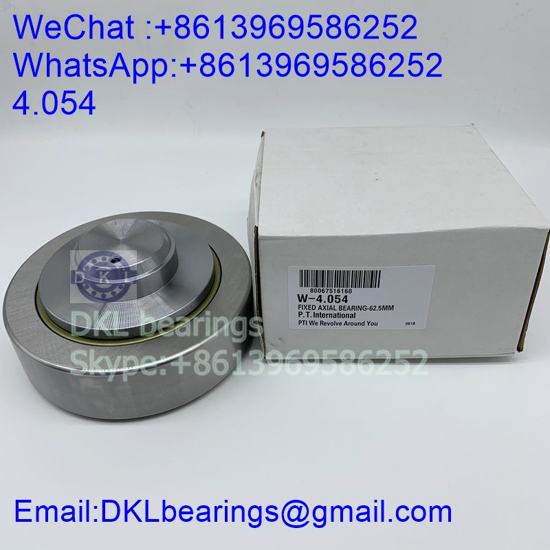 4.054 Combined roller bearing (High quality) size 30x62.5x37.5 mm