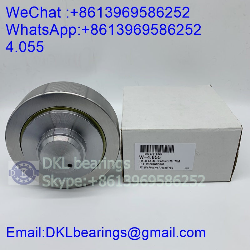 4.055 Combined roller bearing (High quality) size 35x70.1x44 mm