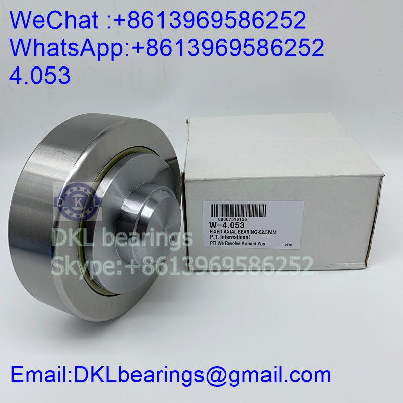 4.053 Combined roller bearing (High quality) size 30x52.5x33 mm