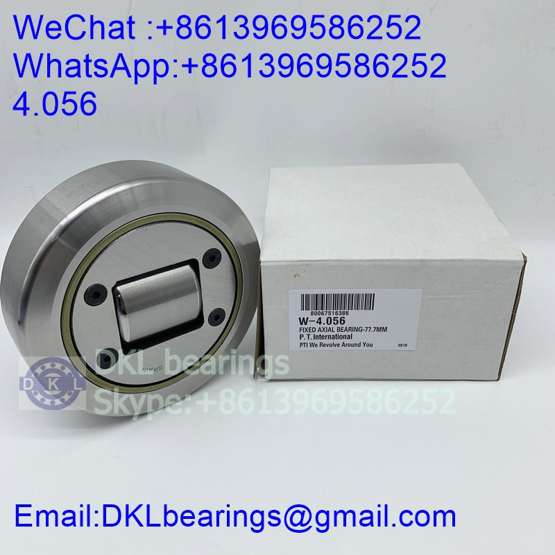 4.056 Combined roller bearing (High quality) size 40x77.7x48 mm