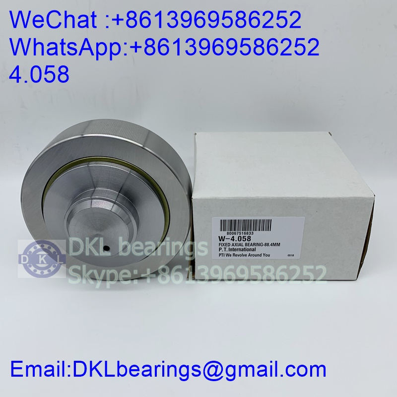 4.058 Combined roller bearing (High quality) size 45x88.4x57 mm