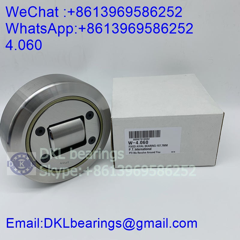4.060 Combined roller bearing (High quality) size 55x107.7x54 mm