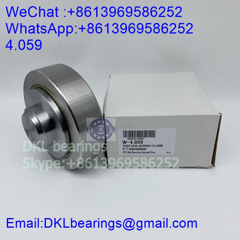 4.059 Combined roller bearing (High quality) size 50x101.2x46 mm