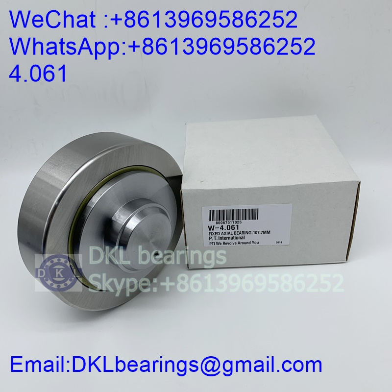 4.061 Combined roller bearing (High quality) size 60x107.7x69 mm