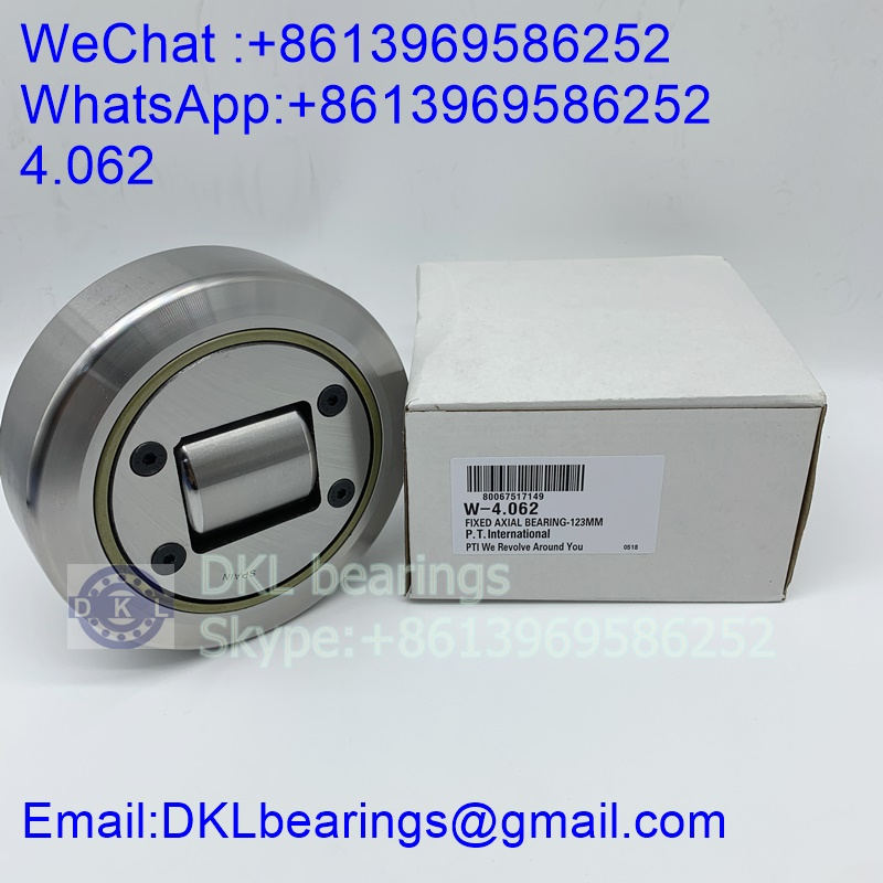 4.062 Combined roller bearing (High quality) size 60x123x72.3 mm