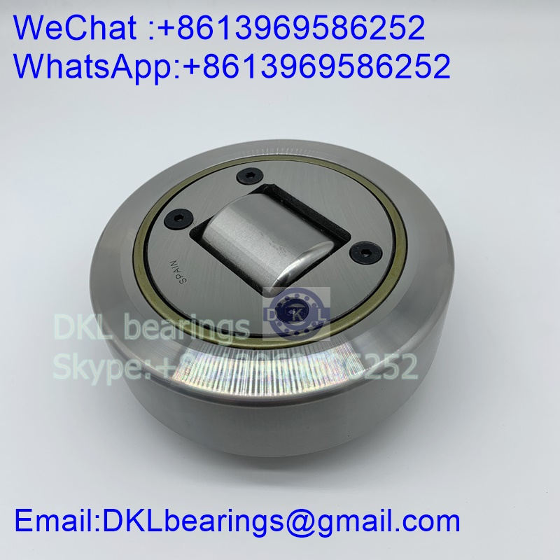 4.072 Combined roller bearing (High quality) size 30x62x43 mm