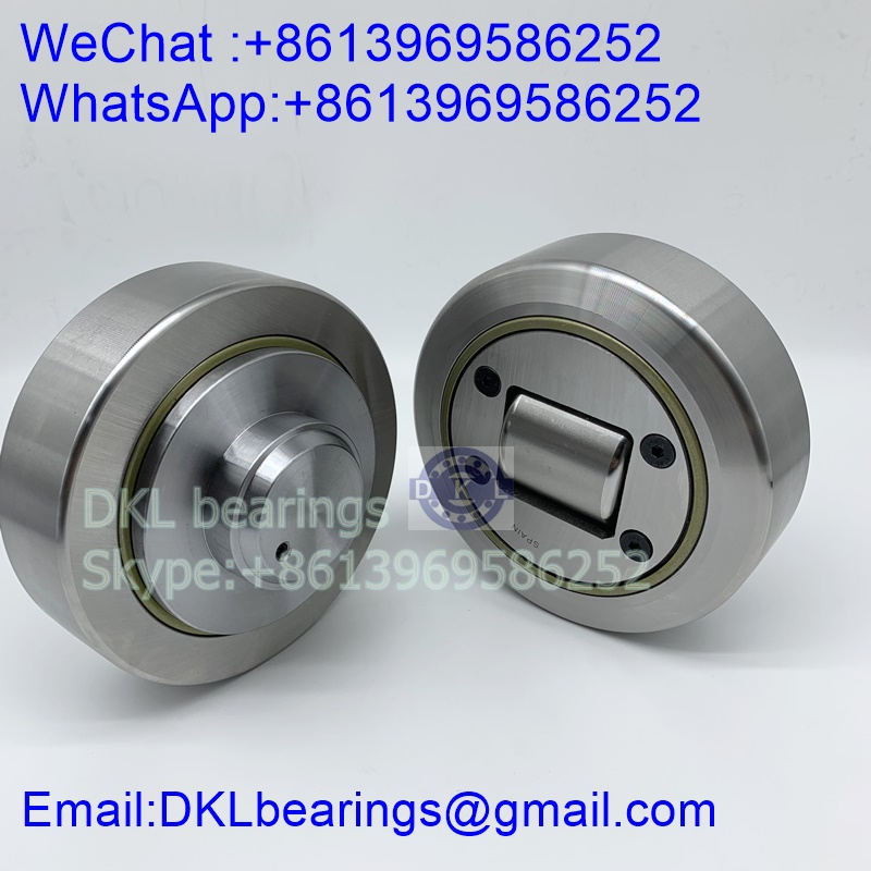 4.089 Combined roller bearing (High quality) size 80x165x69 mm