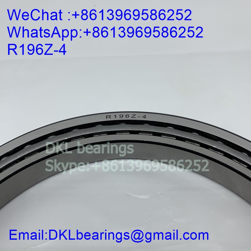 R196Z-4 Tapered Roller Bearing 196.85x241.3x23.812 mm